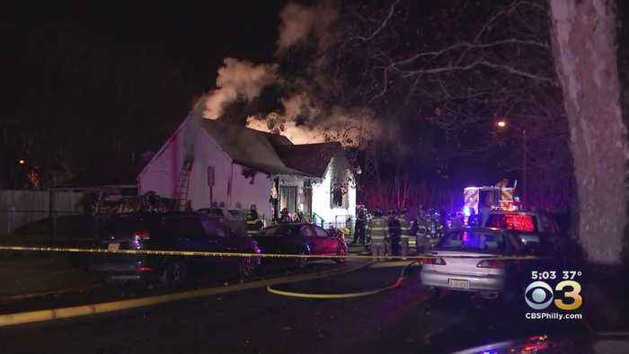 Man Killed, Daughter Injured In Burlington County Apartment Fire