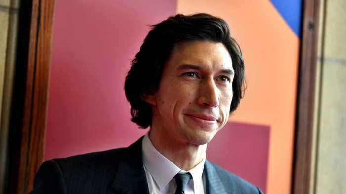 Adam Driver wants to cut back on work for family