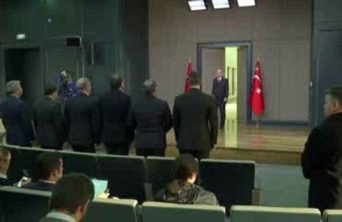Turkey to oppose NATO plan if it fails to recognise terrorism threats - Erdogan