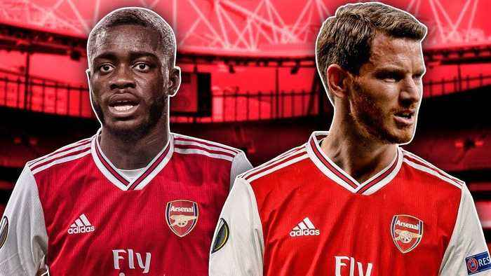 Arsenal To Make £100M DOUBLE Transfer To Solve Defensive Problems! | Transfer Talk
