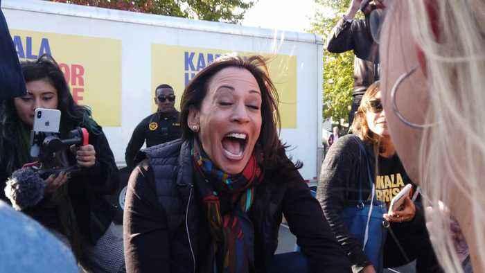 Kamala Harris Campaign In Death Spiral