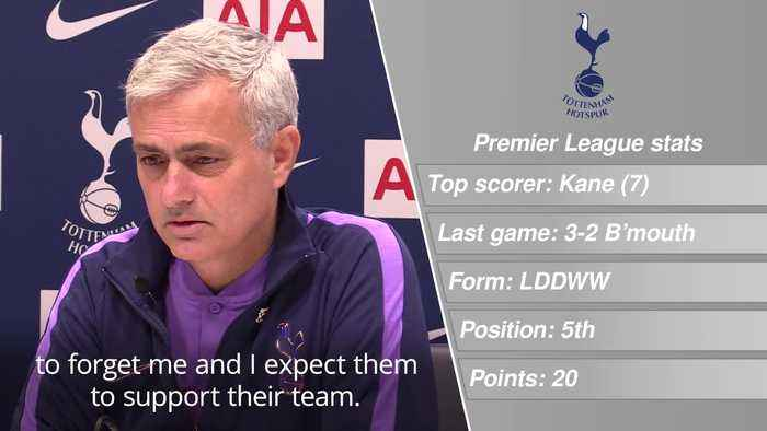 Man United v Tottenham: Premier League match preview