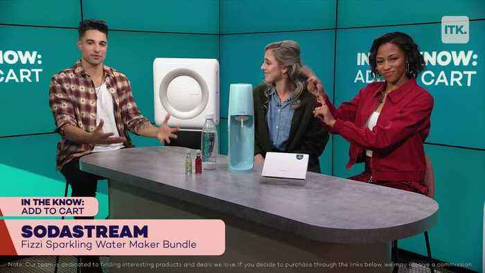 Cyber Monday 2019: Save more than 20 percent on this Soda Stream bundle for Cyber Monday