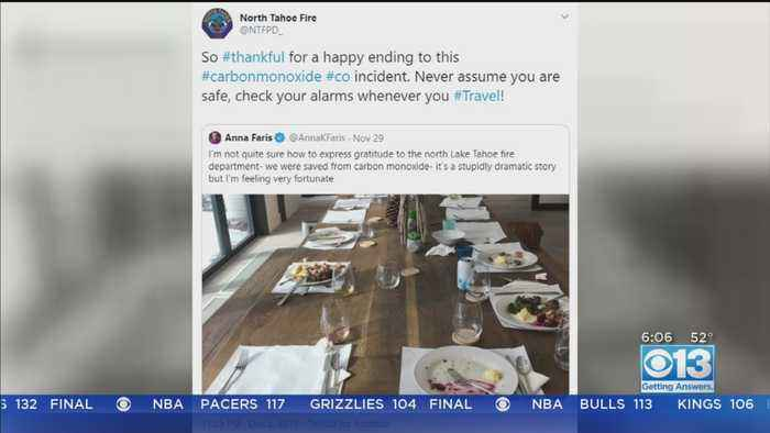 Anna Faris' Family Avoids Tragedy After Carbon Monoxide Close Call In Tahoe