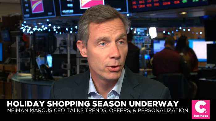 Neiman Marcus CEO: Personalized Digital Shopping Experience Will Drive Growth