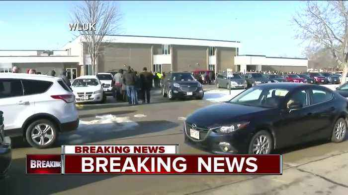 Student, officer injured in Oshkosh West High School shooting