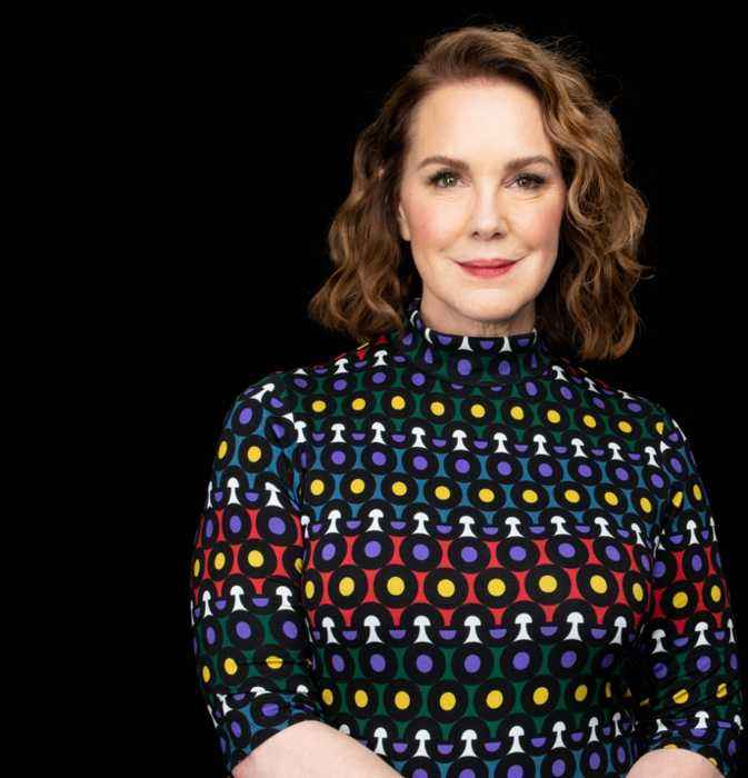 'Truth Be Told' Star Elizabeth Perkins Goes Over The Apple TV+ Series
