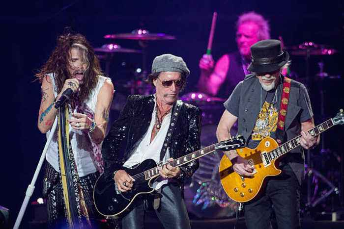 Aerosmith to bring Las Vegas show to the UK in 2020