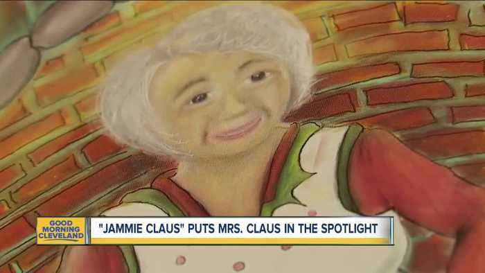The story of Mrs. Claus gets a reboot for 2019 with 'Jammie Claus'