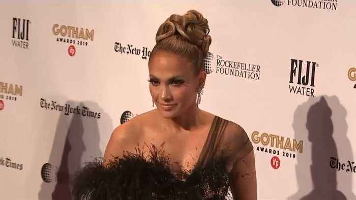 Jennifer Lopez And More At 2019 Gotham Awards