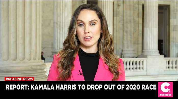 California Sen. Kamala Harris Ends 2020 Presidential Bid
