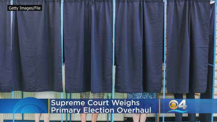 Supreme Court Weighs Primary Election Overhaul