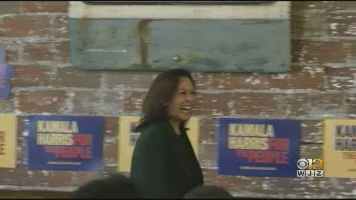 Sen. Kamala Harris Drops Out Of 2020 Presidential Race