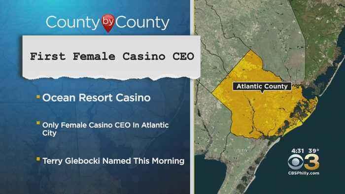 Ocean Resort Casino Hires First Female Casino CEO