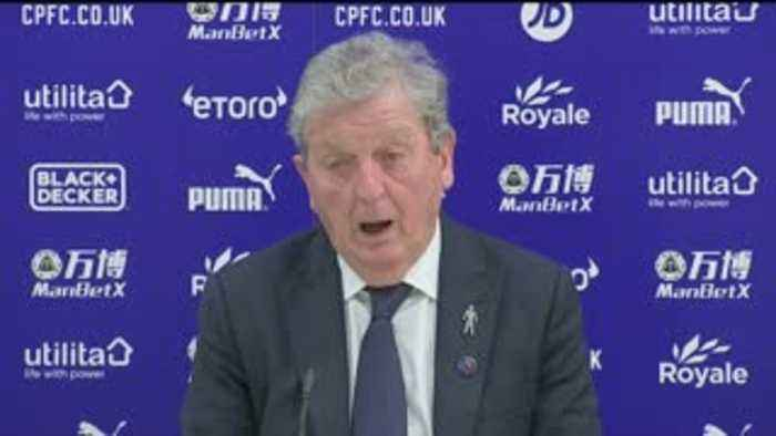 Hodgson proud of his player's response