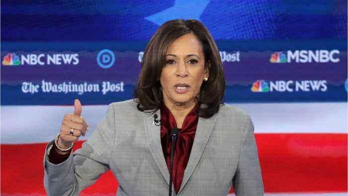 U.S. Senator Kamala Harris Is Ending Her Presidential Bid