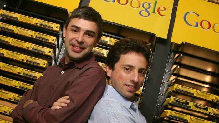 Google Co-Founder Larry Page Announces He's Stepping Down--Sort Of