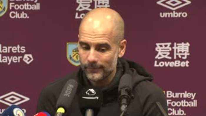 Pep 'so satisfied' with performance