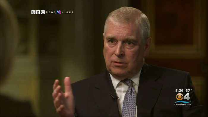 Woman Tells BBC News That She Was Forced To Have Sex With Prince Andrew