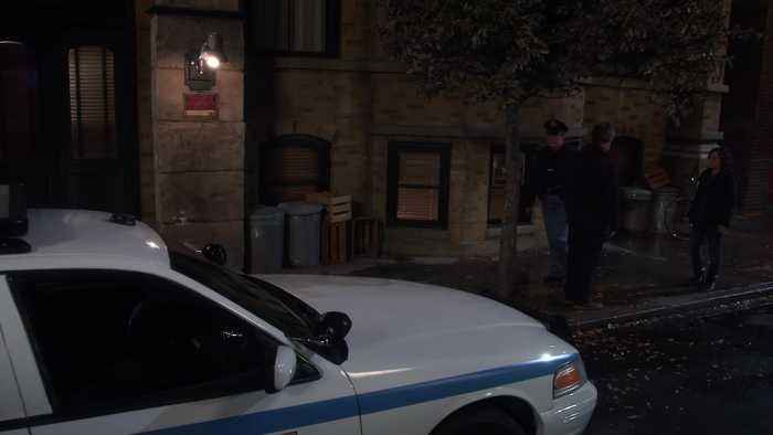 Darlene Gets Arrested Trying to Talk to Harris