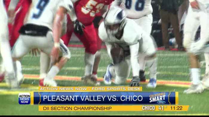 Pleasant Valley vs. Chico