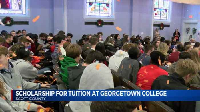 georgetown college scholarship