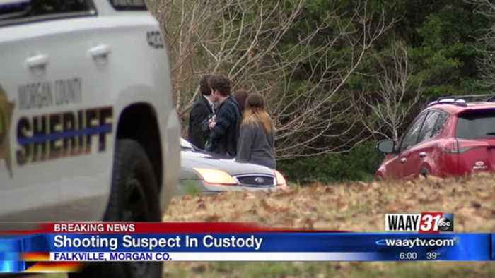 Shooting Suspect In Custody