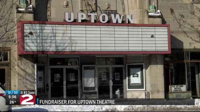 Funds raised for Uptown Theatre