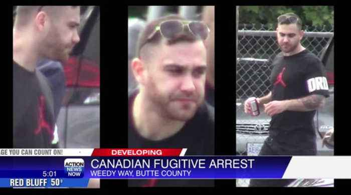 British Columbia's most wanted murderer arrested in Butte County