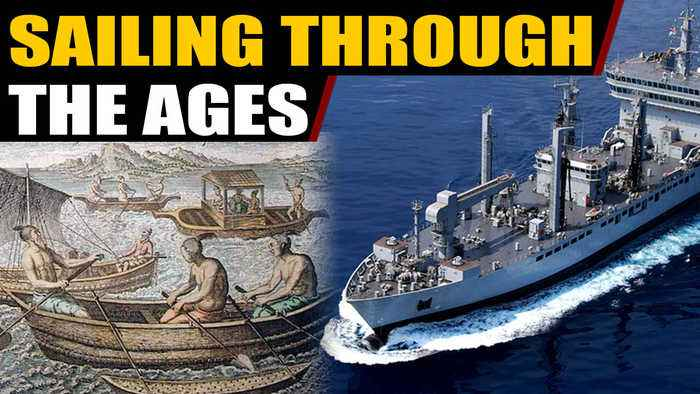 Indian Navy Day: A look back at the voyage of a seafaring people | OneIndia News