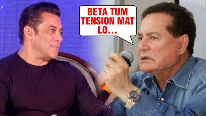 Salim Khan's SPECIAL Advice To Son Salman Khan For Dabangg 3 Munna Badnaam Hua Launch