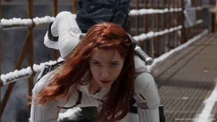 Marvel releases first 'Black Widow' trailer