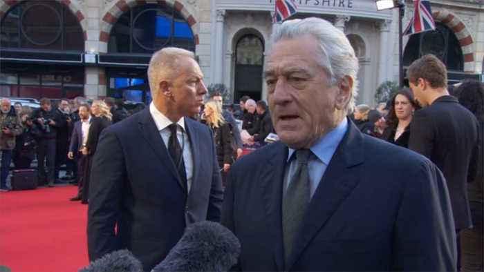 Robert De Niro defends Anna Paquin's role in 'The Irishman'