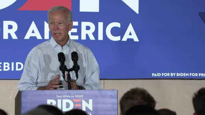 Biden Still On Top