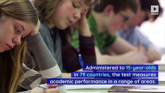 Exam Results Reveal US Students Are Still Behind in Several Areas