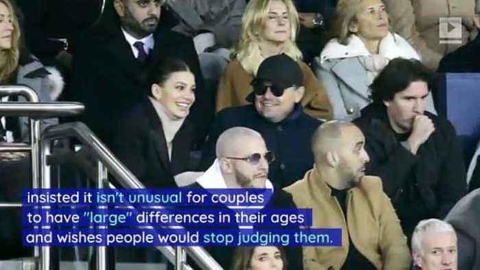 Camila Morrone Defends Leonardo DiCaprio Age Gap