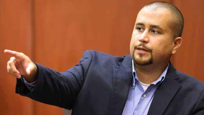 He's Back: George Zimmerman Sues Family Of Trayvon Martin