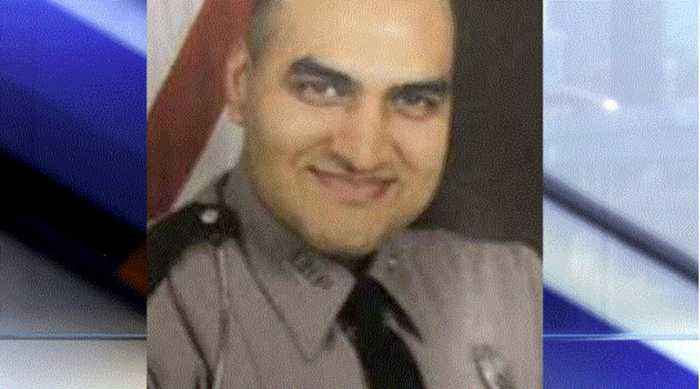 FHP trooper hit by car in Martin County recognized as 2019 Trooper of the Year