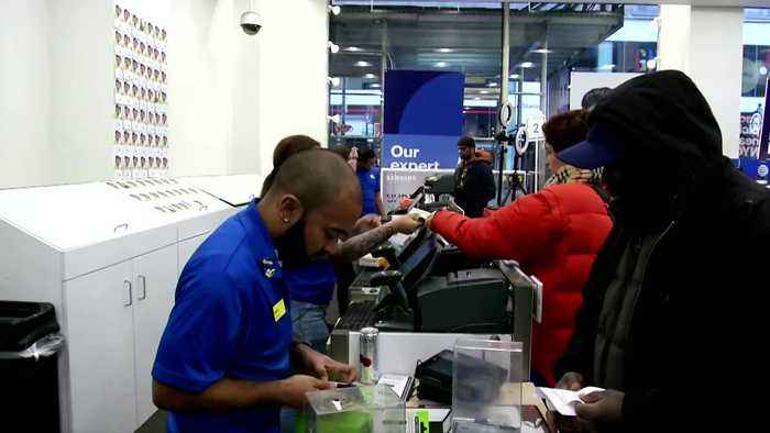 Private sector hiring slows to six-month low