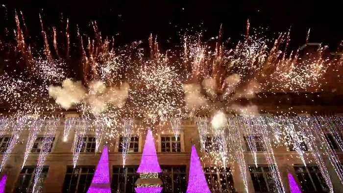 Robots, UFOs, and Santa; how New York celebrates the holidays