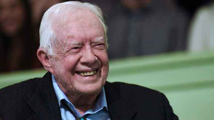 Jimmy Carter Released From Hospital After Latest Health Scare