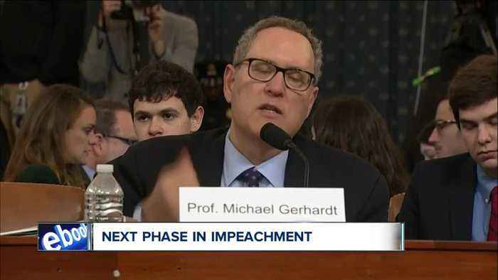 Impeachment inquiry moves to the House Judiciary Committee, opinions still frozen