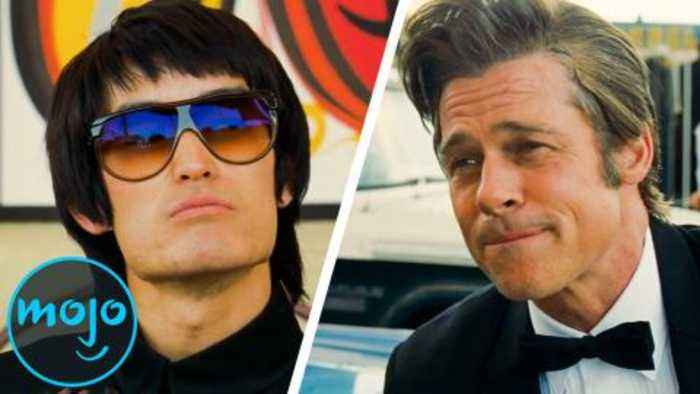 Top 10 Once Upon a Time in Hollywood Moments