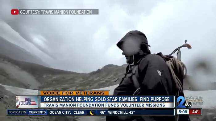On Giving Tuesday, a $1-million Donation for Organization that helps Gold Star families