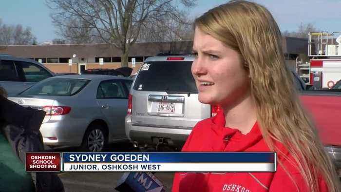 Student, officer injured in Oshkosh West High School shooting