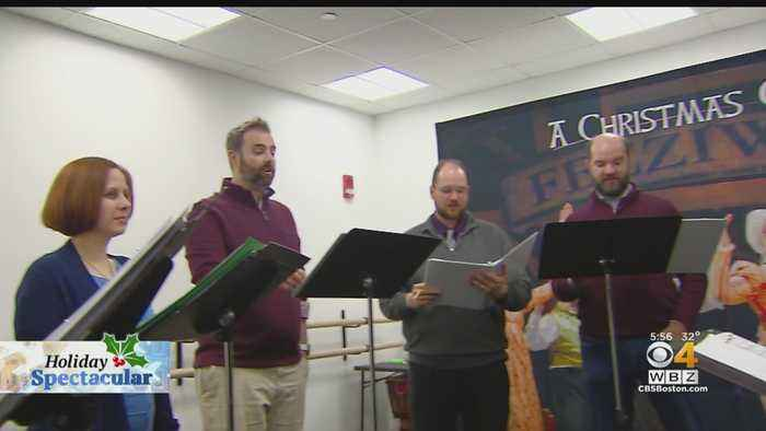 Hanover Threatre Performs 'A Christmas Carol'; Carolers To Sing At Faneuil Hall Tree Lighting