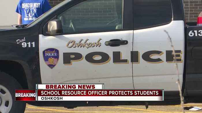 School resource officer protects students
