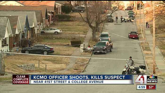 One person dead in KCPD officer-involved shooting