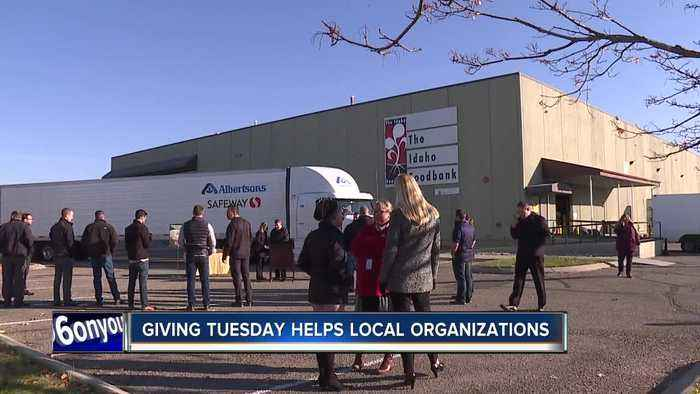 Giving Tuesday helps local organizations