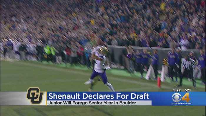 Laviska Shenault, Jr. Heading To NFL Draft: 'Extremely Excited & Grateful'
